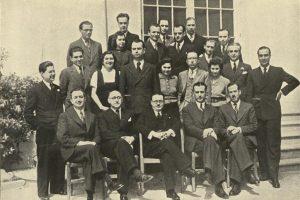 Προσωπικό Έδρας Ελονοσιολογίας 1936-1940
